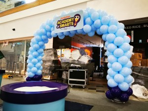 Balloon Arch for hire Singapore