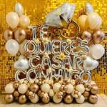 Balloon Foil Letters Decorations