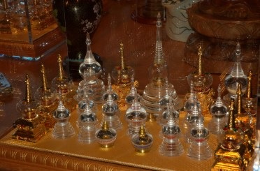 Holy Relics Third Display Case