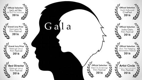 Gala Pittsburgh Short Film Festival Awards