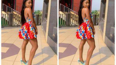 Popular Ghanaian TV personality, Efia Odo