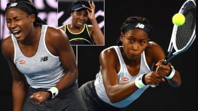Coco Gauff and Venus Williams