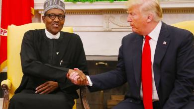 President Donald Trump Ban Nigeria to USA