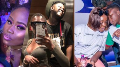 how Some Ghanaian Celebrities Entered The Year 2020