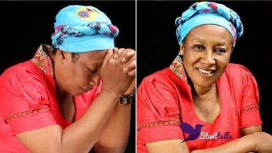 Nollywood Actress Patience 'Mama G' Ozokwor Turns Born Again