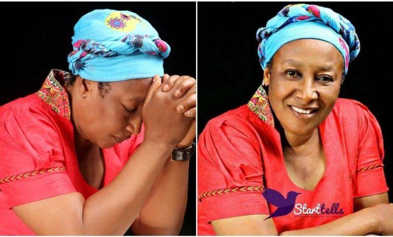 Nollywood Actress Patience 'Mama G' Ozokwor Turns Born Again