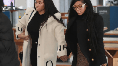 R. Kelly's girlfriends are filmed fighting on Instagram Live on the singer's 53rd birthday (Watch Videos)