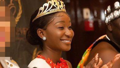 Rebecca Kwabi Miss Ghana 2020