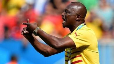 Former Ghana coach Kwasi Appiah