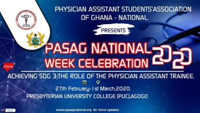 PASAG national to organize a mega week celebration