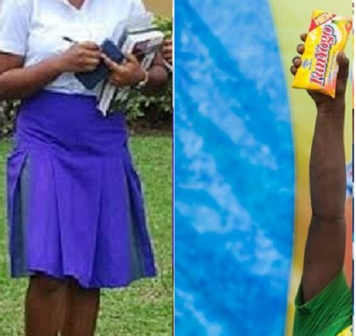 SHS Female Student arrested for Chopping 3year Child after yoghurt gift.