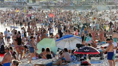 Coronavirus: Police to control crowds as Bondi exceeds 500-people gathering limit