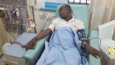 Pastor who went to China to stop the spread of Coronavirus hospitalised!