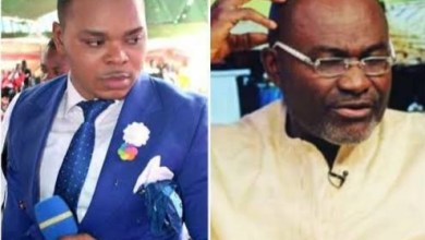 Photo of Kennedy Agyapong accuses Bishop Obinim of sleeping with his junior pastor's wife, the Reverend responds