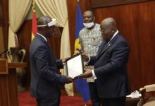 Photo of Akufo-Addo grants Pentecost, All Nations Universities Presidential Charters
