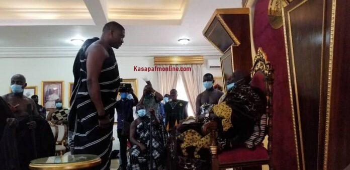 Okuapehene Oseadeeyo Kwasi Akuffo II