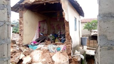 Building collapse kills boy, 4, at Gomoa Jukwa