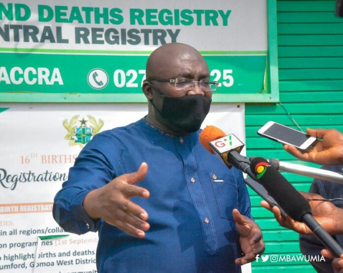 Cabinet approves Bill to decentralize Births and Deaths Registration