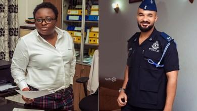 Gifty Oware Husband, Gifty Oware Aboagye and Dr. Rosen Yeboah