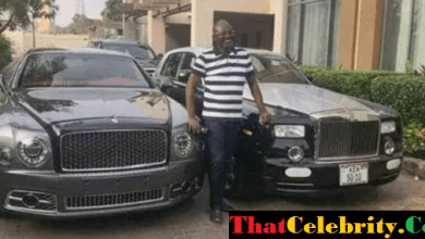 Ken Agyapong wanted to register his Bentley