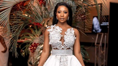 Photo of Find out why Pearl Modiadie's hiding her pregnancy.
