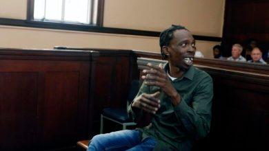 Pitch Black Afro jail