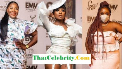 2020 EMY Africa Awards at the Kempinski Hotel, See How Ghanaian Female celebs disgrace themselves -Photos
