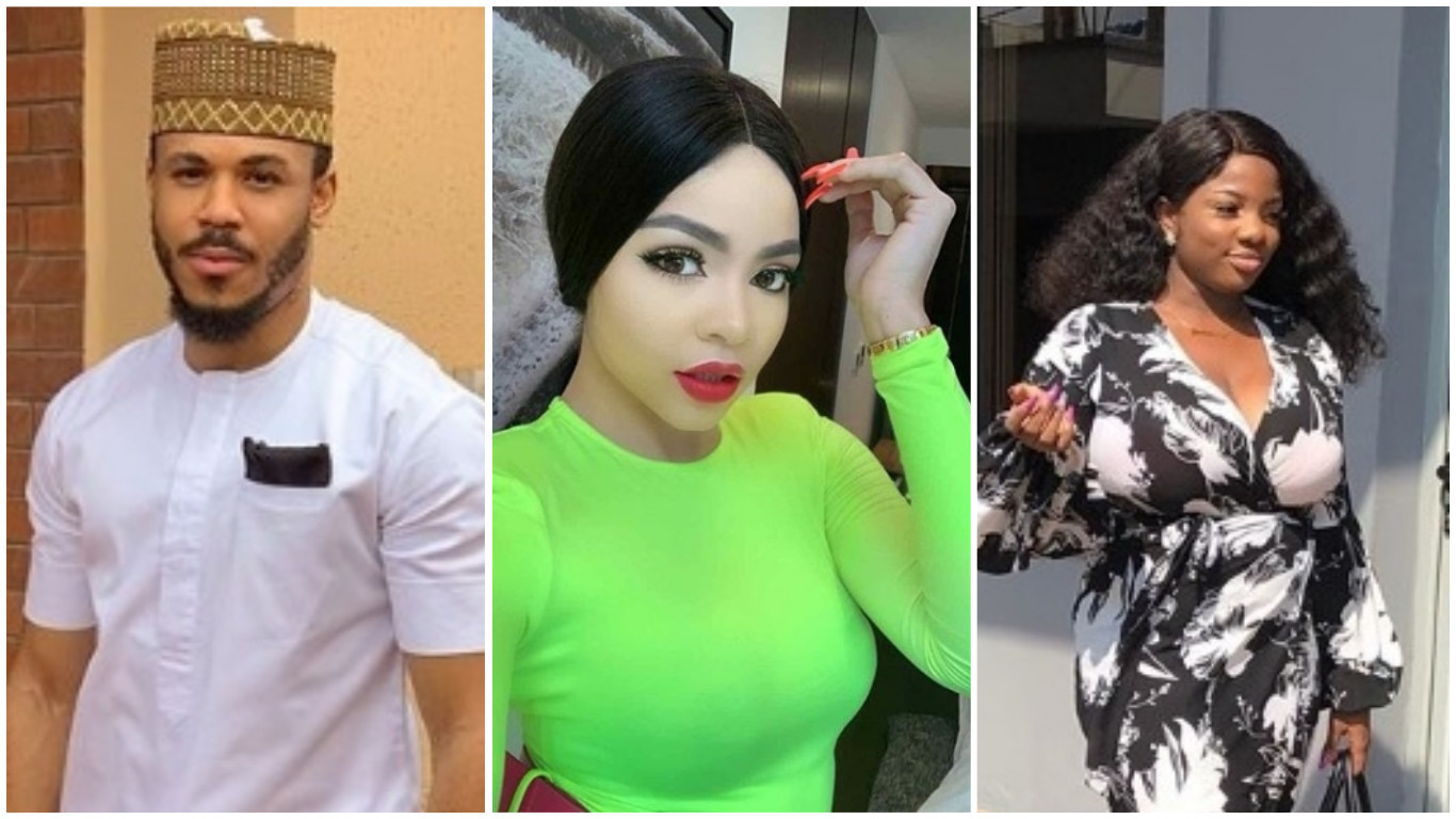 BBNaija Ozo curves Nengi as Dorathy insists on removing herself from their love triangle