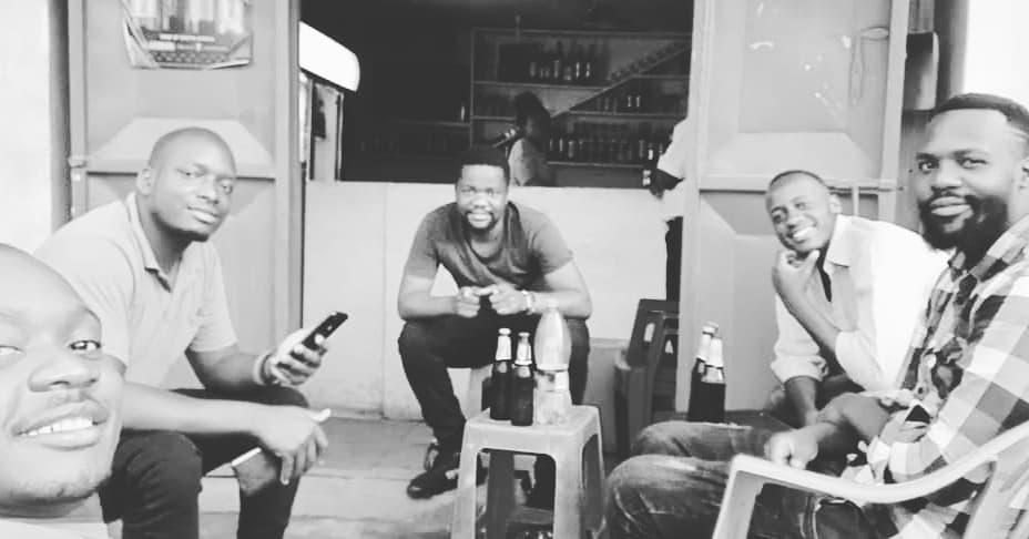 Controversial Malawian Rapper Martin Martse Nkhata beaten at a Drinking Bar