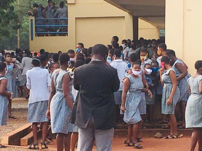 Allow us to go home – Accra Girls SHS students cry out over Covid fears