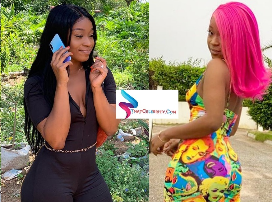 Efia Odo reveals what happened to her when she lost her virginity