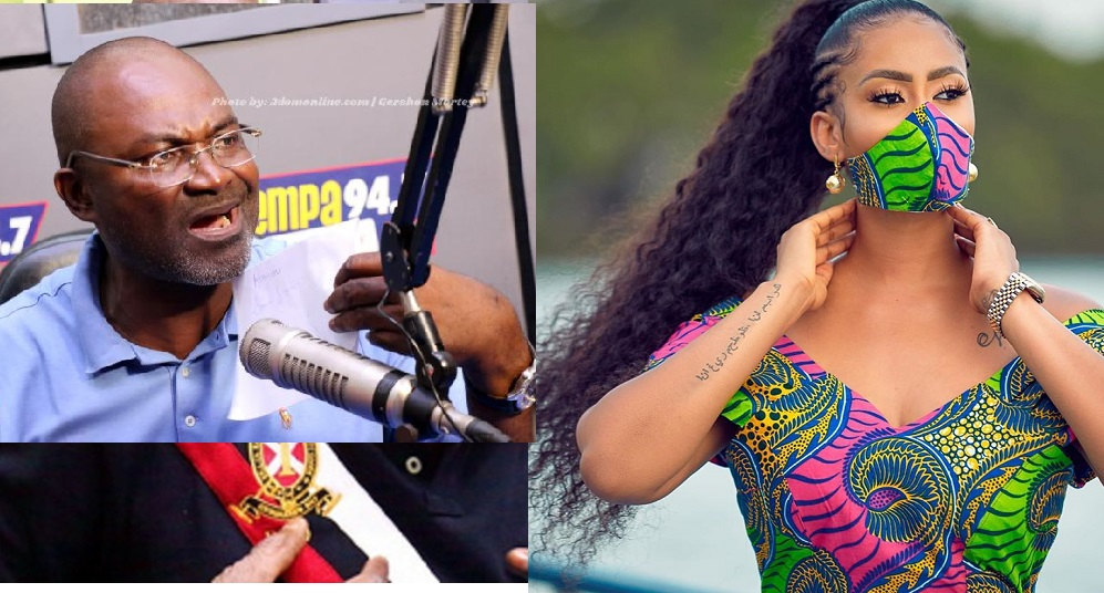 Kennedy Agyapong Release Hajia4real naked Photo
