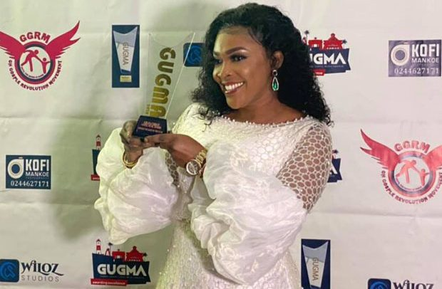 Jayana Wins Female Vocalist Of The Year At 2020 GUGMA