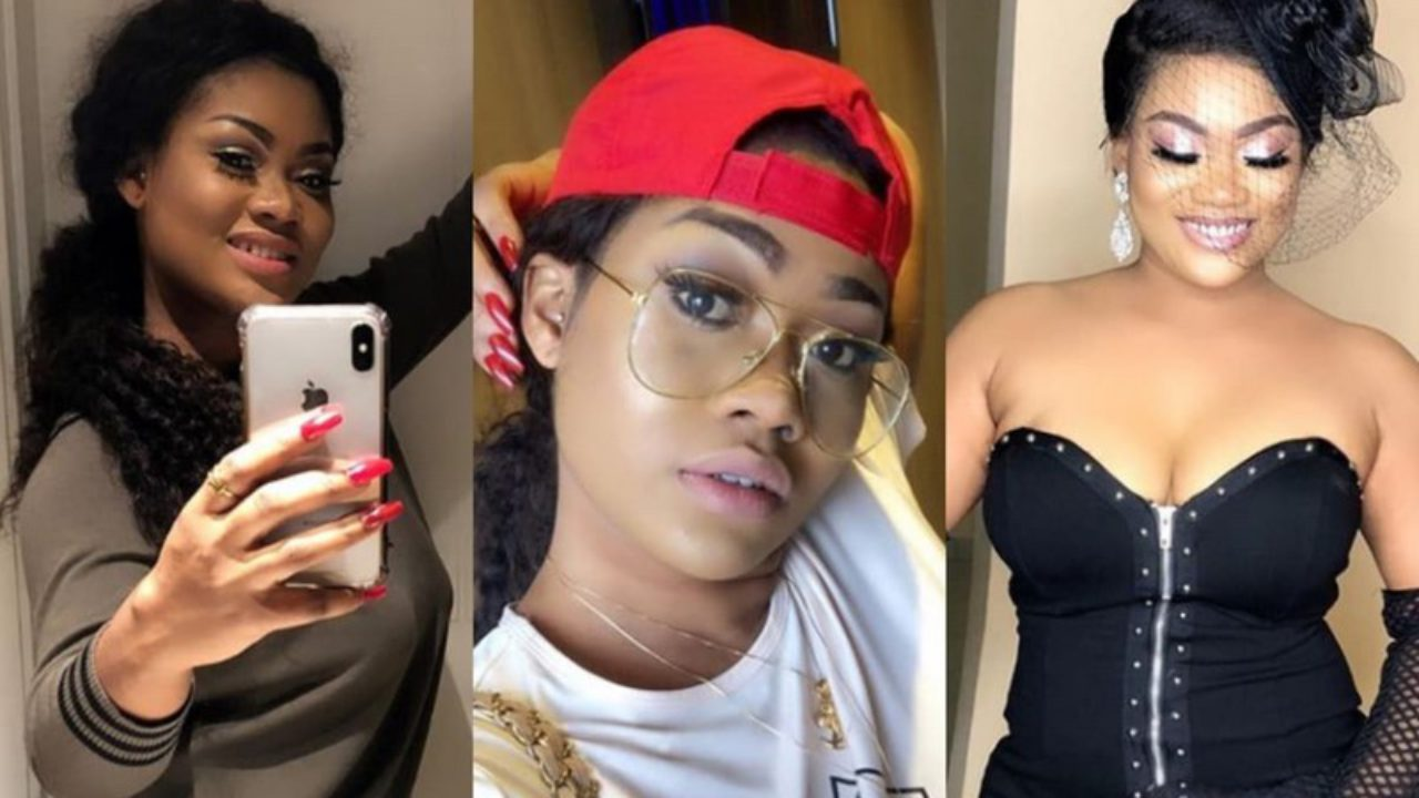 Yes, Kwadwo Nkansah Lil Win is not fresh boy, but his girlfriend will make you confuse