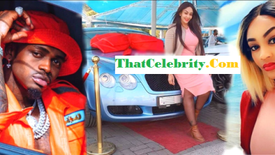 Diamond Platnumz Gifts Zari Hassan With a Brand New Car