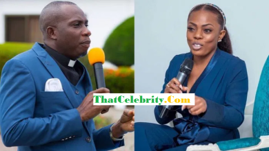 Nana Aba Anamoah Has Banned Producers Of GhOne TV From Featuring Counselor Lutherodt