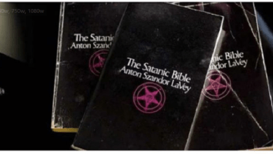 How to recognize satanic churches with signs and symbols