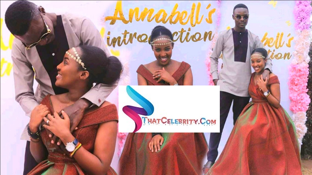 Ray G Introduced to Annabelle Twinomugisha's Parents