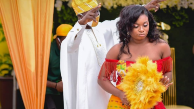 Martin Asiedu Dartey and Selikem Bedzo wedding