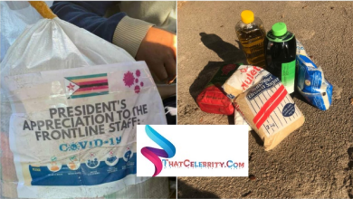 Here Is What Zimbabwe Doctors Received As Appreciation For Fighting Covid-19 From The President
