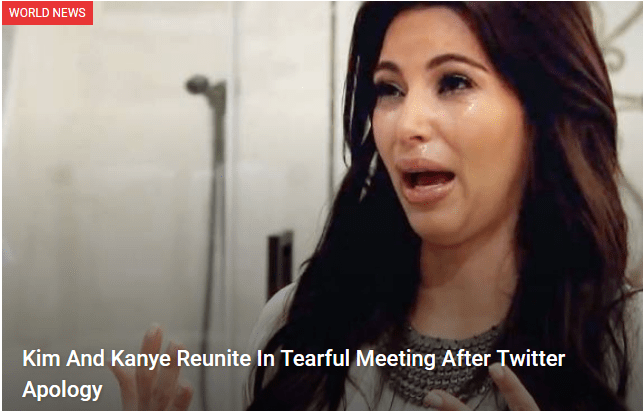 Kim And Kanye Reunite In Tearful Meeting After Twitter Apology