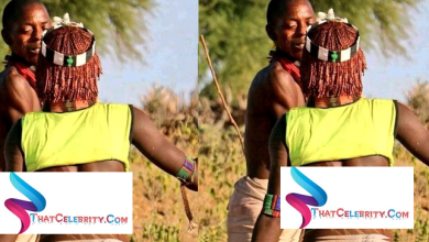 Women In Ethiopia Are Whipped To Show Their Love