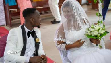 blogger Yaw Sarpong Marries Mavis Augustus