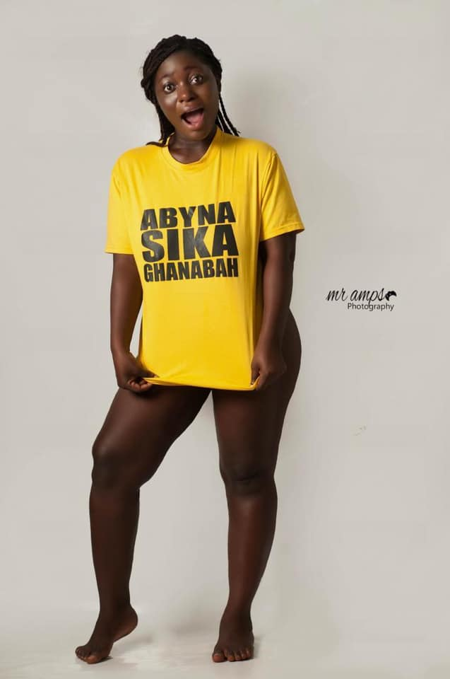 I have slept with 700 men, 27 Ghanaian celebrities and 56 year old headmaster, Abena Ghanabah