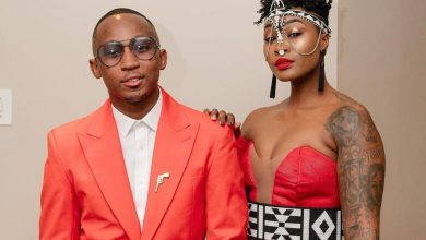 Lamiez Holworthy Sends Her Husband Khuli Chana The Most Heartfelt Birthday Shout Out