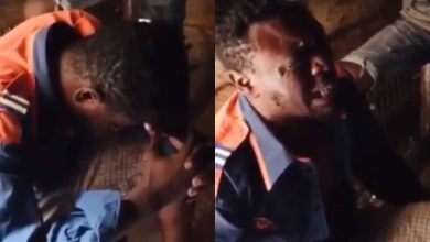 Man cries like toddler after listening to call between his girlfriend & best friend