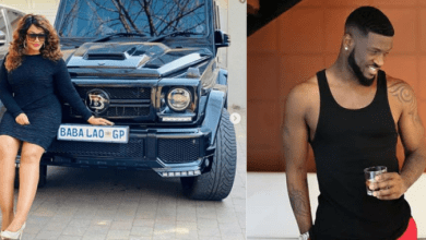 P-square's Peter Okoye Finally Reveals Why His Heart And Mind Beats For One Of Ug's Most Stylish Queens Zari Hassan