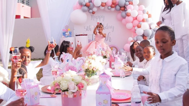 Photos from Princess Tiffah Dangote's Birthday Party