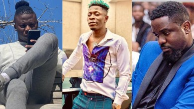 Shatta Wale And Stonebwoy Mock Sarkodie With 'Kumerican' Terms After Losing Award To Kuami Eugene