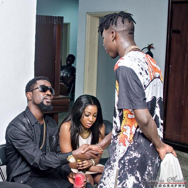 Stonebwoy out of Black Love concert after slapping Sark's manager